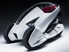 honda 3rc car picturesphotoselectric vehiclehondaconcept