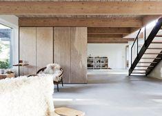 Scott & Scott updates Canadian mountain house interior
