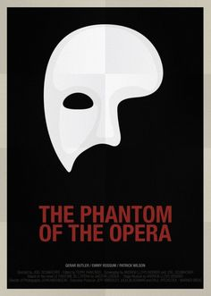 Love these minimalist posters.
