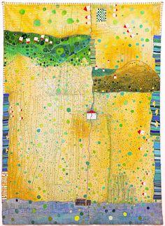 by Huguette Caland Tarik el Sham mixed media on canvas 747ef989372