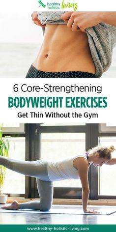 6 Best Core Exercises You Can Do at Home Without Equipment