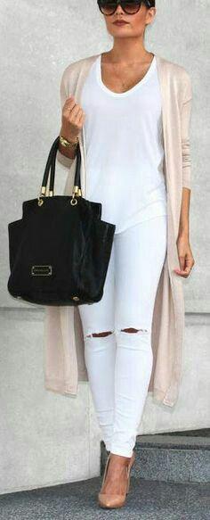 # all white errytin