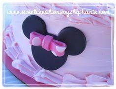 Minnie Mouse Cake