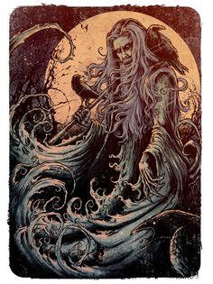 #Odin. #Mythology Of The Northman
