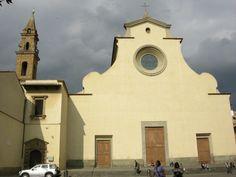 Santo Spirito, Florence Italy
