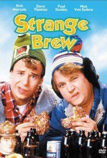 The Adventures of Bob & Doug McKenzie: Strange Brew Poster