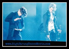 Love dance and music? High Strung Movie combines high energy and lots of great looking dancers and musicians to create an exciting and entertaining new film! Seen here: @ian_eastwood and Nicholas Galitzine.