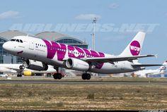 WOW Air (VIA - Air VIA Bulgarian Airways) LZ-MDD Airbus A320-232 aircraft picture