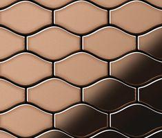 Metal flooring | Hard floors | Karma Copper Tiles | Alloy | Karim ... Check it on Architonic
