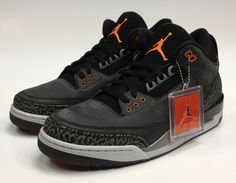 "Air Jordan 3 ""Fear Pack"" | TheShoeGame.com - Sneakers & Information"