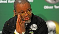 The Secretary General of the African National Congress (ANC) Gwede Mantashe warns that the party can't rush into any decision at the moment.