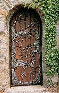 Gorgeous Garden Door