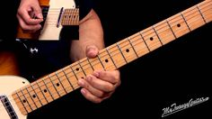 Chuck Berry Style Guitar Lesson v2