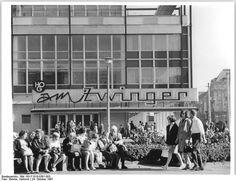 Dresden Grossgaststatte  Oktober 1967