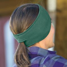 Fleece Headband -(Kaufartikel)