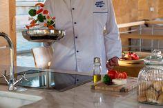 Chef at Olea villas. www.oleavillas.com