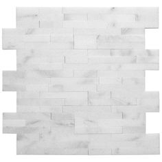 """Marble Collection """"contempo white"""" polished or honed"""
