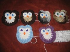 Owl Hair Clips/Headband by kalijames13 on Etsy, $6.00
