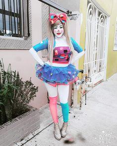 Clown Images, Female Clown, Cute Clown, Clowns, Harajuku, Folk, Lady, Girls, Toddler Girls