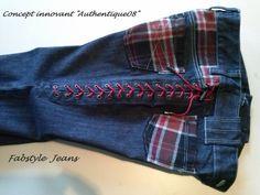 Un achat à faire, le jean à lacets  l'authentique08  c'est lui qu'il vous faut. | «fabmode