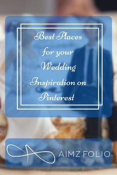 Are you planning a wedding this season? Looking for some inspiration? Here are some great Pitnerest accounts to explore for a Perfect Wedding Inspiration. Best Places for your Wedding Inspiration on Printerest
