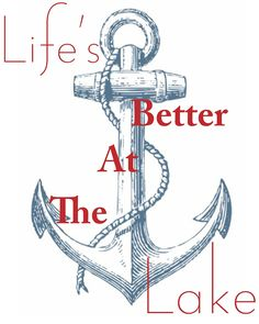 Image of Life's Better At The Lake Free Download