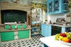 http://interiorsdesignblog.com/5-pomyslow-na-aranzacje-kuchni-serca-domu-5-ideas-for-awesome-kitchen/ #kitchen #home #house #design #homedecor #homify