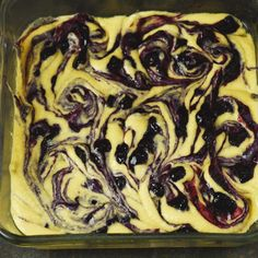 Low-Carb Blueberry Almond Flour Coffee Cake - Simply So Healthy Blueberry Juice, Blueberry Lemonade, Blueberry Cream Cheese Muffins, Banting Diet, Types Of Fruit, Vegetarian Keto, Coffee Cake, Almond Flour
