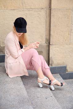 LOOK: Culottes stylizacja na co dzień oraz kolory Pantone 2016 + VIDEO LOOKBOOK! | Milena Bekalarska