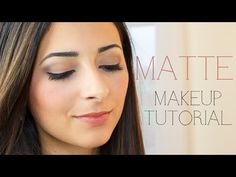 ▶Absolutely FABULOUS Matte Makeup Tutorial | Le Beauty Girl - YouTube