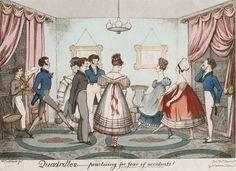 Danze Regency - documenti