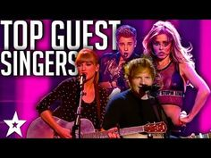 MOST AMAZING Guest Singers | Justin Bieber, Taylor Swift AND MORE! | Got...