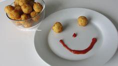 Une recette de Pommes Noisettes Express , ça vous dit??? Alors prenez votre Sachet de Purée instantanée et cliquez pour la recette