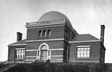 History of RPI- The Proudfit Observatory circa 1878
