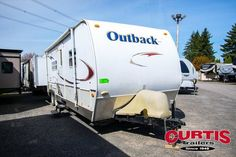 2008 Keystone Outback 30bh for sale  - Aloha, OR   RVT.com Classifieds 5th Wheels For Sale, Rv For Sale, Keystone Outback, Travel Trailers For Sale, Ac Units, Fresh Water Tank, Black Water, Colorful Interiors, Recreational Vehicles
