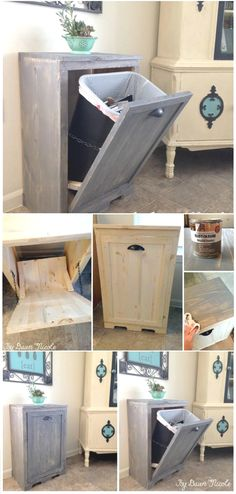We are here with 22 DIY home decor projects & ideas that will guide you to take a maximum of these retired and useless ..