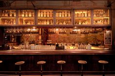 The Bar Collection - Harvard & Stone, Los Angeles - airows.com