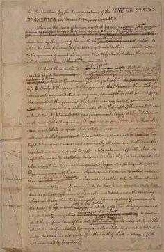 jefferson declaration of independence summary