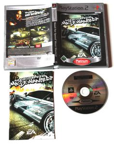 Need For Speed: Most Wanted für Playstation 2 in OVP!