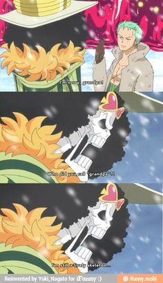 One piece, anime / iFunny :)