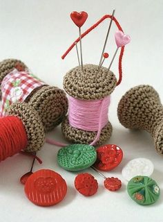 Free Amigurumi Pattern - omg so cute!!