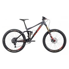 Cube Fritzz 180 HPA SL 27.5 Mountain BIke 2015