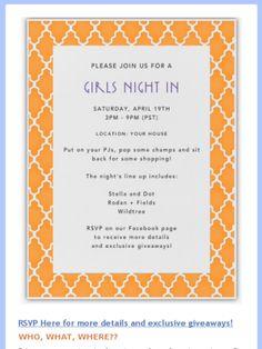 Botox Party Invitation are Inspirational Sample To Make Amazing Invitations Ideas