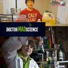 WATCH boy with #Autism & You Tube Sensation, Dr. Mad Science!  REPIN to get him another million hits!