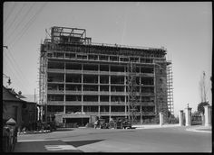 217591PD: Construction of the new Perth Hospital, Wellington Street, 18 July 1941.  http://encore.slwa.wa.gov.au/iii/encore/record/C__Rb3416405__SConstruction%20of%20the%20new%20Perth%20Hospital%2C%2018%20July%20__Orightresult__U__X6?lang=eng&suite=def