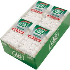 Tic Tac Freshmint Big Pack, 12/1 oz
