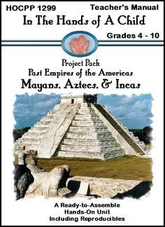 TERM 3- N/S AMERICA.  Mayans, Aztecs & Incas Curriculum
