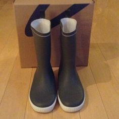 """Tretorn Skerry rubber boots Brand new in box, olive color round toe rubber boots"""", great for rain and snow. Tretorn Shoes Winter & Rain Boots"""