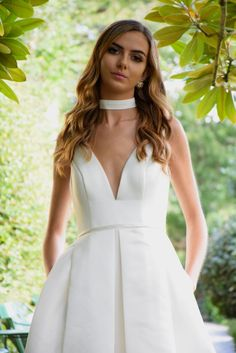 Edwina Arya is an independent family run luxury bridal brand in Ireland. For the modern no-fuss bride, available worldwide. Our gowns are vegan and cruelty free. Ea, Wilderness, White Dress, Gowns, Running, Bride, Modern, Inspiration, Collection