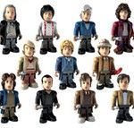 Doctor Who 50th Anniversary Micro-Figures Range Revealed